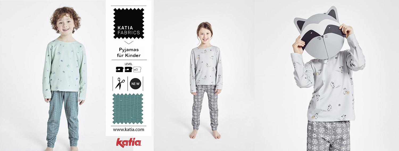 pyjamas-für-kinder-nähen-schnittmuster