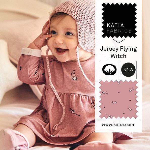 Baby-Kleid-Jersey