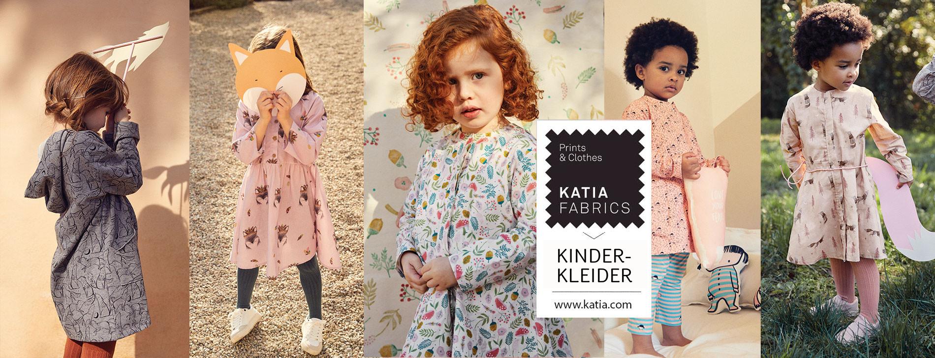 Kinderkleider-Mädchen-Schnittmuster