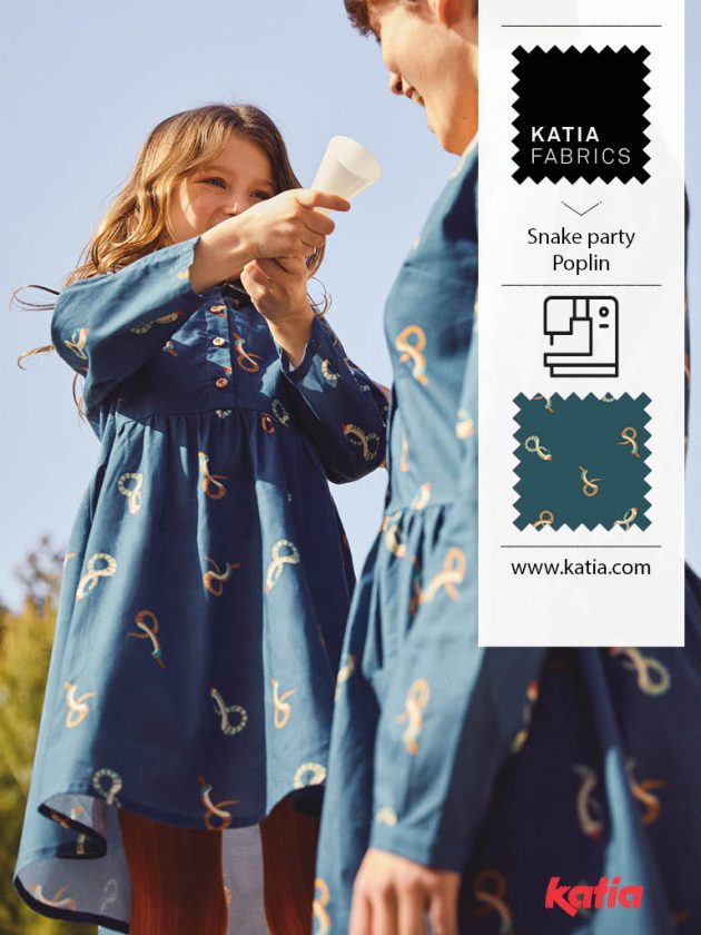 Kinderkleider-Mädchen-Schnittmuster-Kräuselrock