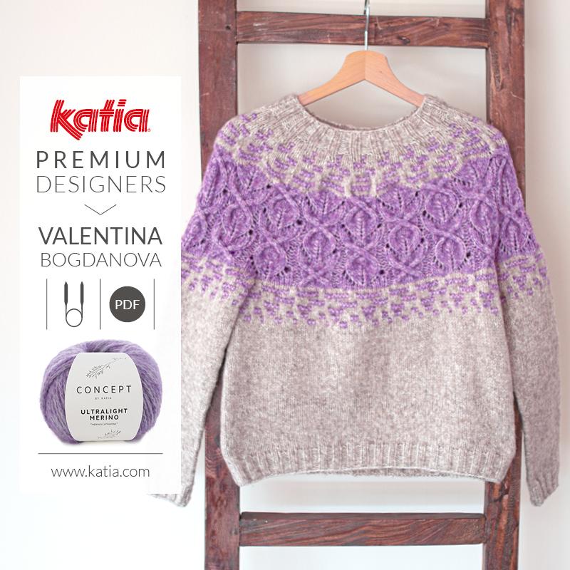 Pulli-Aguacero-valentinasknits-Premium-Designers