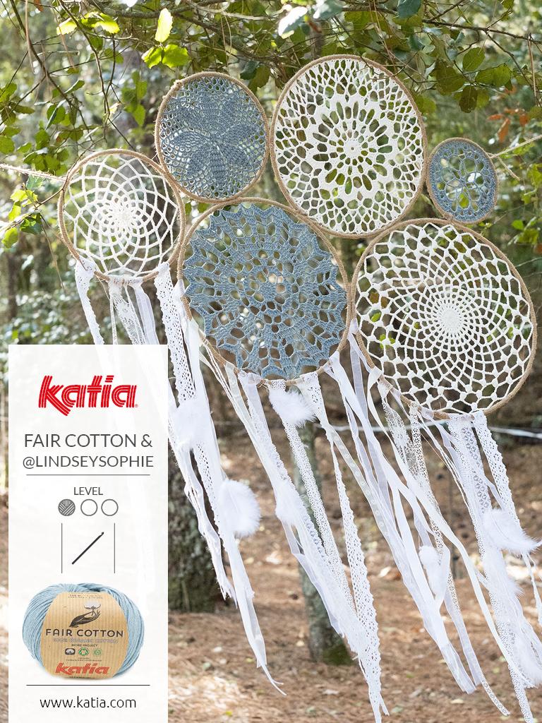 Traumfänger-häkeln-Fair-Cotton-Crochet