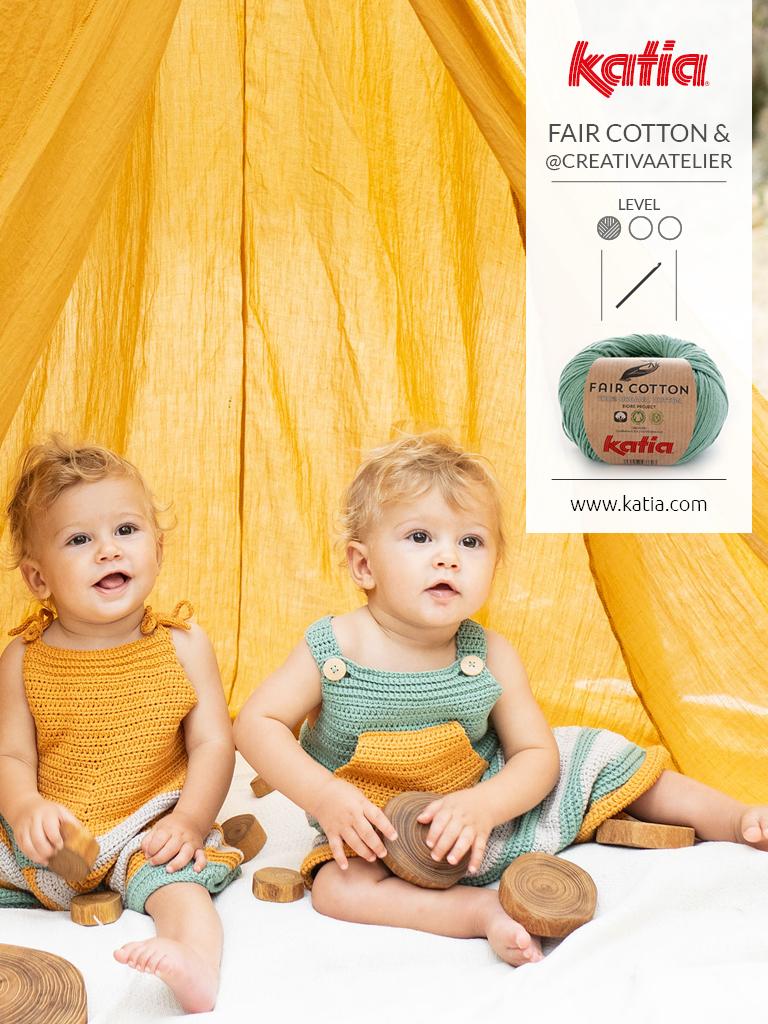 Magazin-Fair-Cotton-Crochet-Strampler
