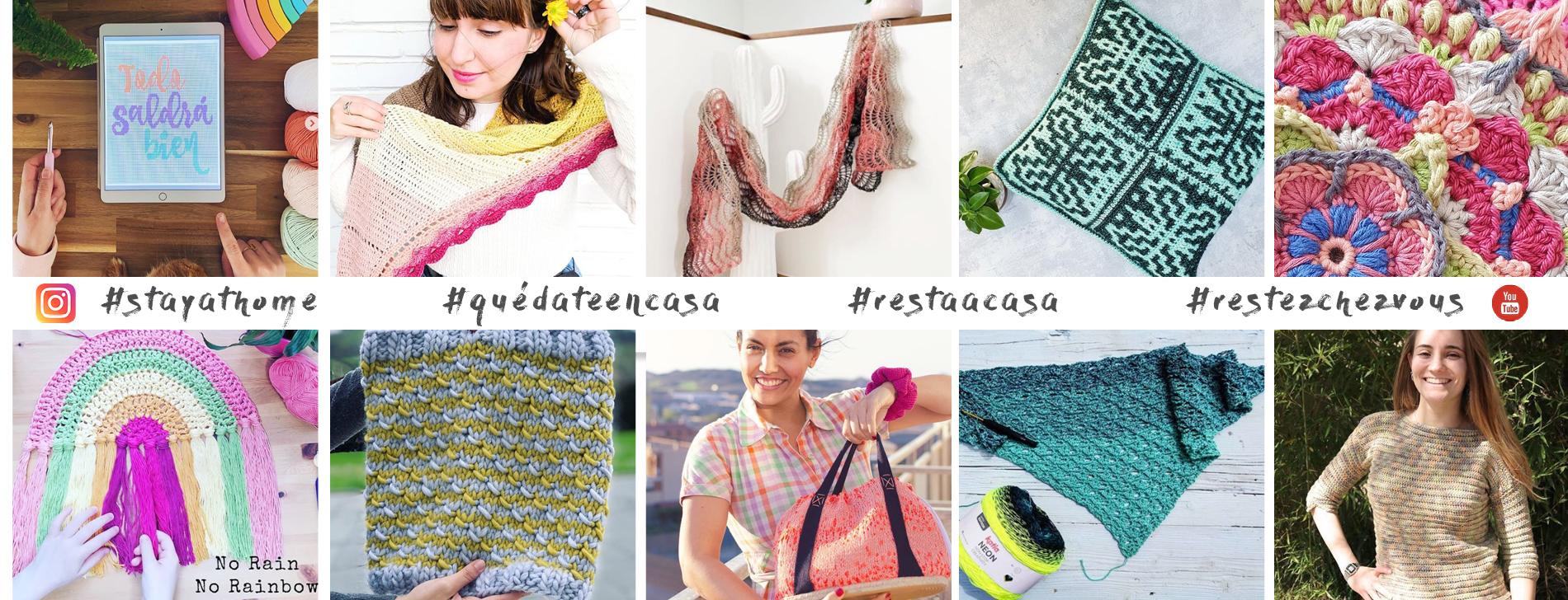 #knitathome-#crochetathome-zu-Hause-bleiben-und-stricken-häkeln