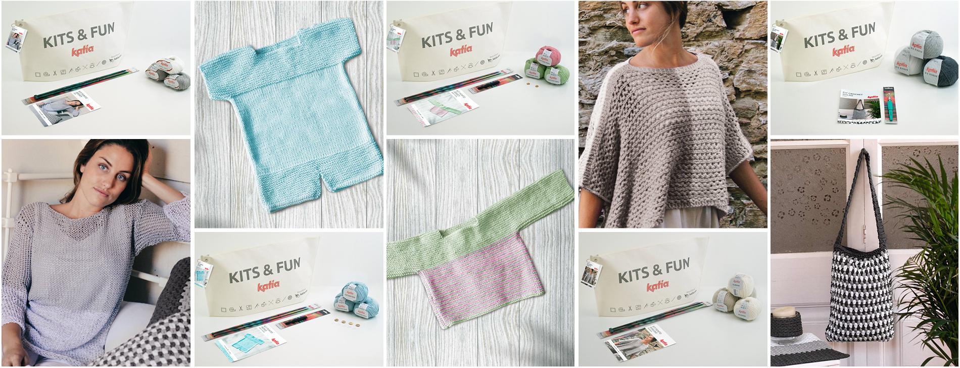 Kits-für-Anfänger-Häkeln-Stricken