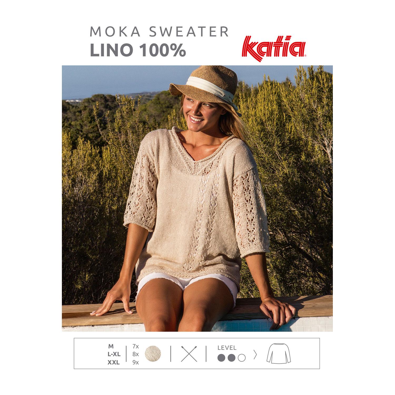 Kits-Stricken-Pulli-Pullover-Moka