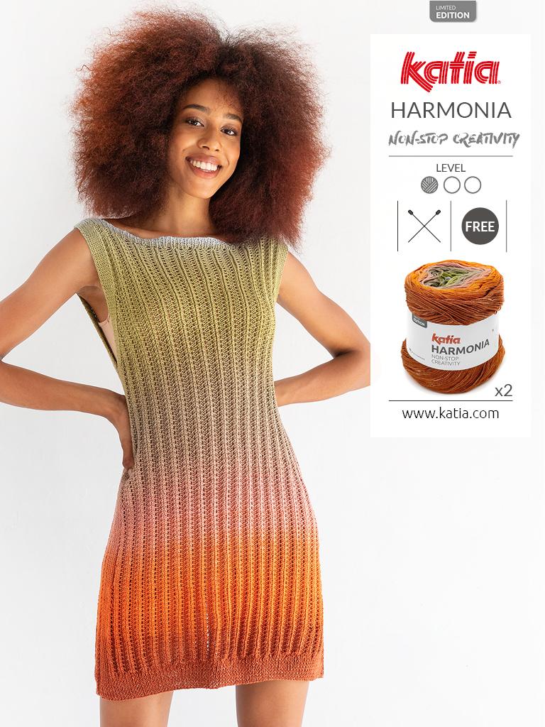 kostenlose-Anleitungen-Stricken-Sommer-Kleid