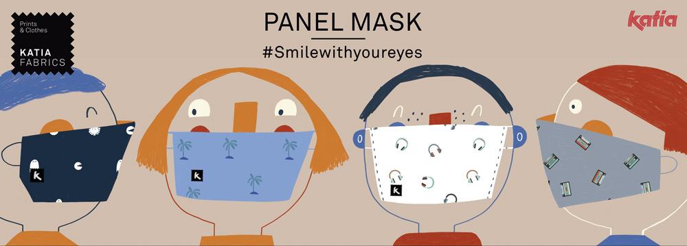 Masken-Panel-Munschutz-nähen