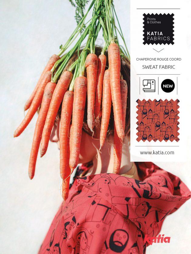 Katia-Fabrics-HW2021-Kollektion-Rotkäppchen