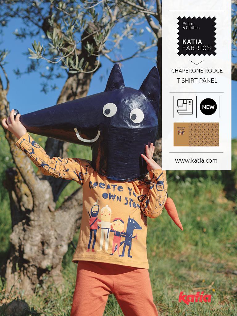 Katia-Fabrics-HW2021-Kollektion-Rotkäppchen-T-Shirt-Panel