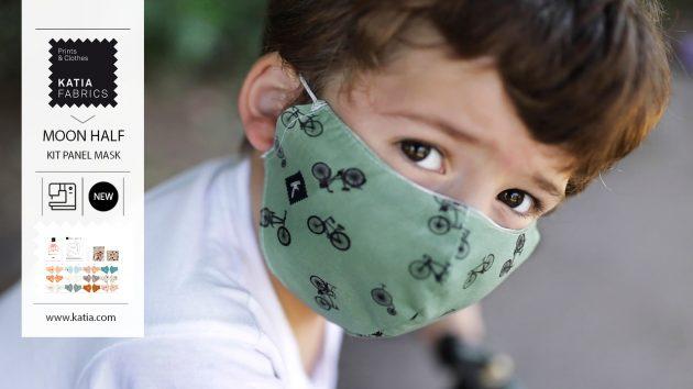 Mundschutz-nähen-Kinder