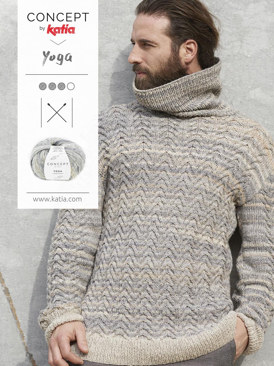 Concept-by-Katia-Yoga-Pullover-Herren