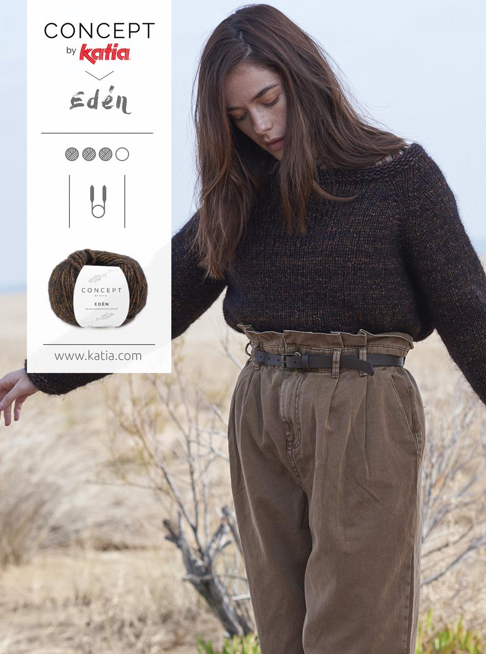 Concept-by-Katia-Eden-Pullover-Damen