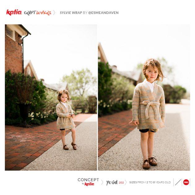 Jacke-im-Kimono-Stil-Kinder-Sylvie-Wrap