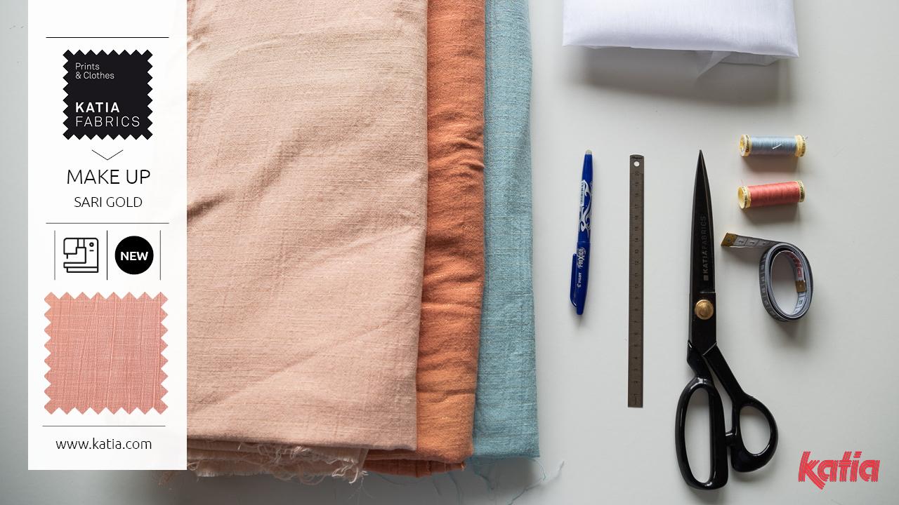 Volantkleid-nähen-Katia-Fabrics-Material