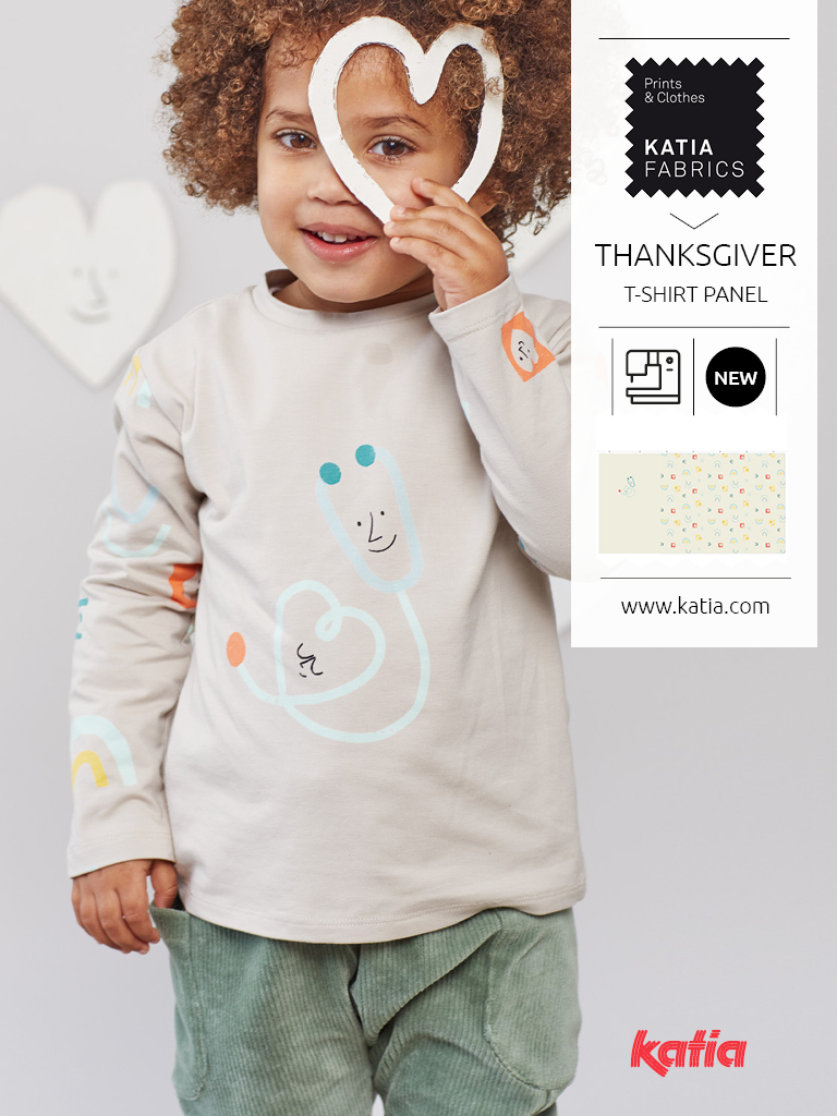 Katia-Fabrics-Kollektion-miniMe-Herbst-Winter-2021-22-t-shirt-panel-thanksgiver