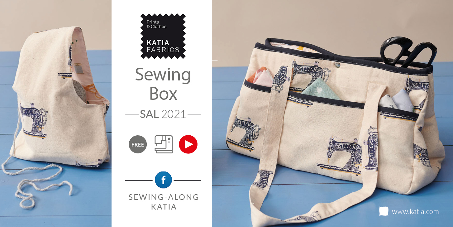 SAL-2021-Katia-Fabrics-Projekttasche-nähen