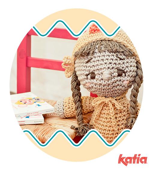 Puppe - Heimtextilien - Herbst / Winter - Modelle & Anl... | Katia.com | 567x510