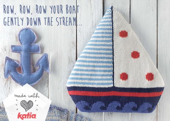 cushion-knitting-boat-children