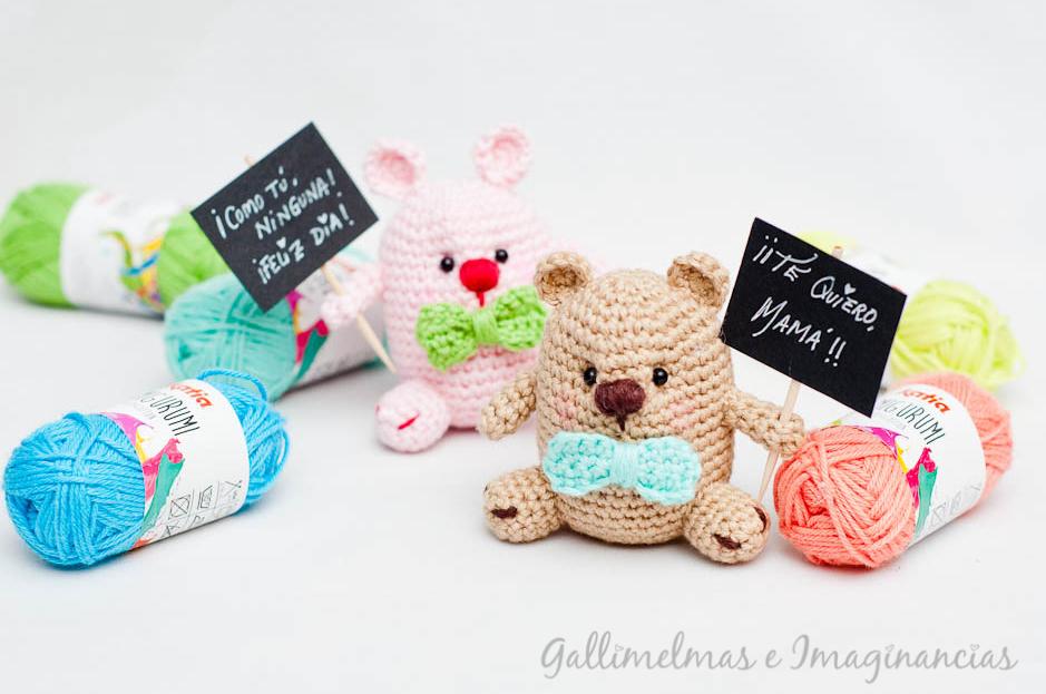 Crochet Amigurumi Cup Cake | Free Pattern | Bohemian Cat | 623x939