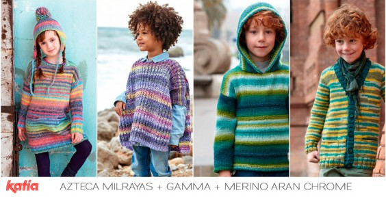 katia-kids-stripes-multicolor-Collage