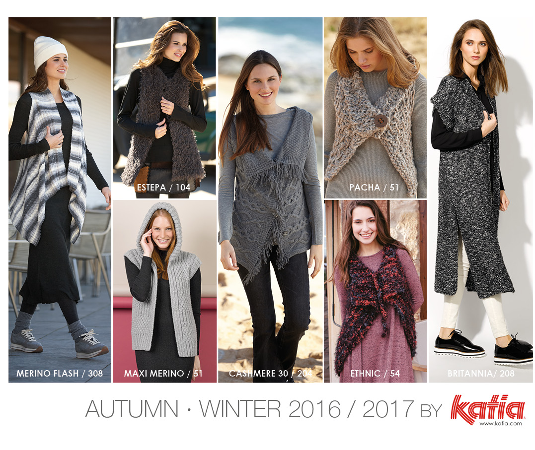Autumn Winter 2016 2017: 10 Fashion Trends that you can knit