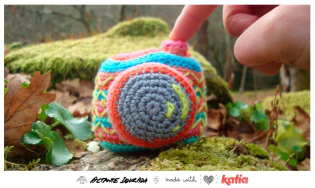 Amigurumi Camera Pattern