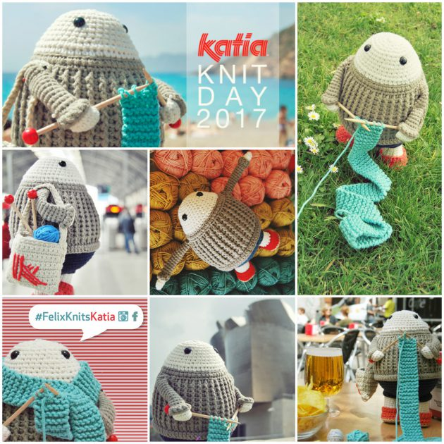 #FelixKnitsKatia competition