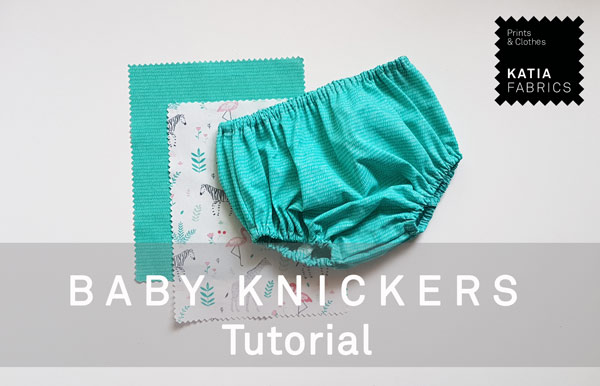 baby knickers tutorial