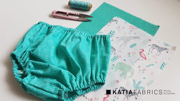 sew a baby knickers