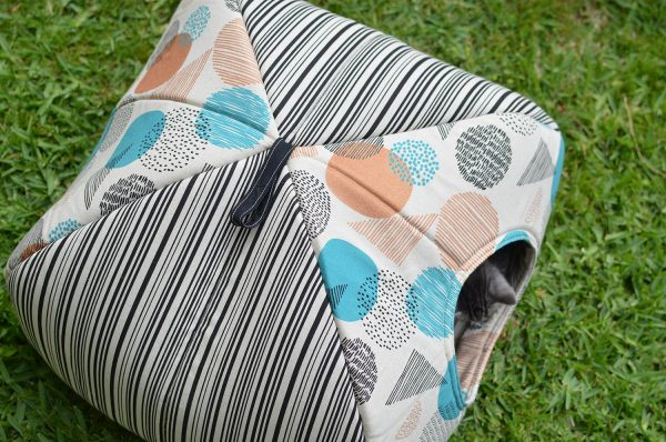 canvas fabrics for house cat