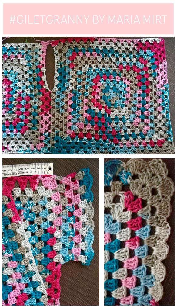 Crochet Mother Daughter