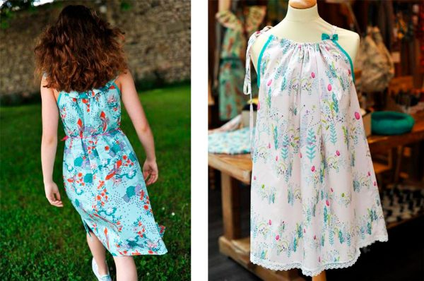 Sewing projects woman dress