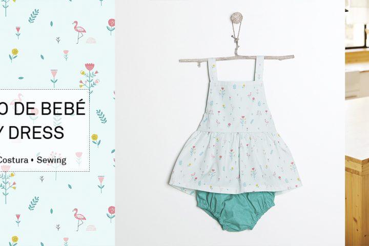 baby dress slider