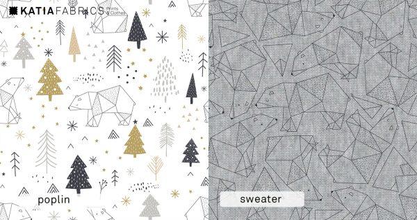 Katia fabrics autumn xmas