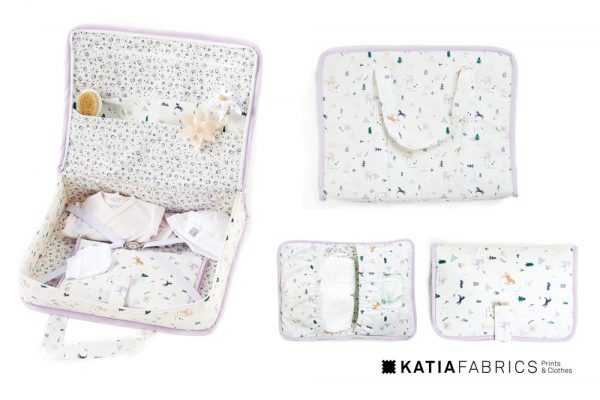 unicorns collection Newborn suitcase