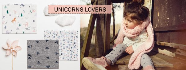 Unicorns collection slider