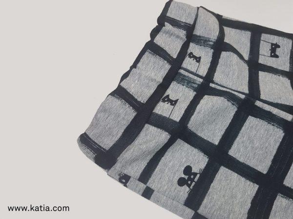 sew cuffs waistband