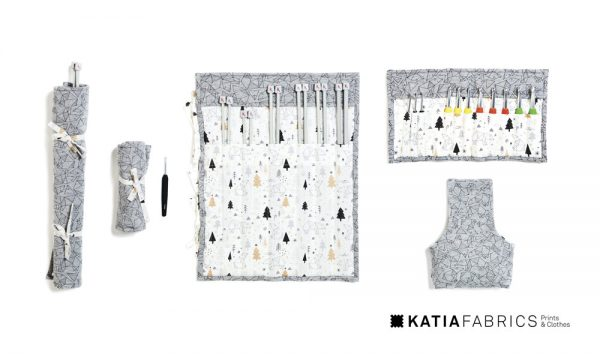 Knit and crochet kit Pattern