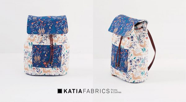 sewing pattern quilting bag