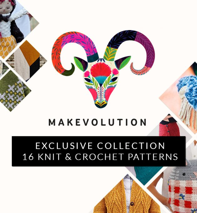 Ravelry: Gruffy Goat pattern by Sharon Ojala | 681x630