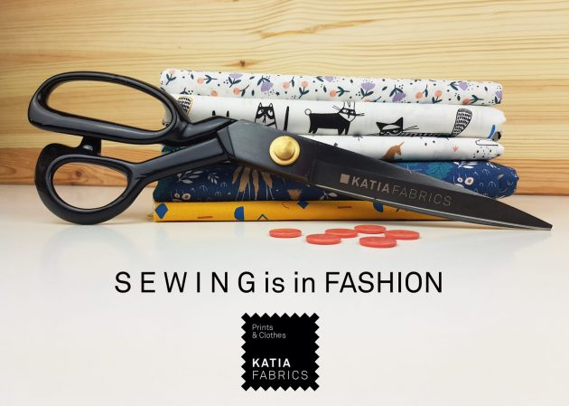 Sewing is in fashion