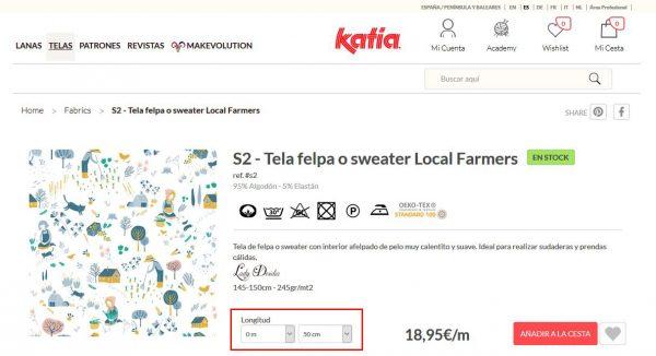 buy fabrics amount
