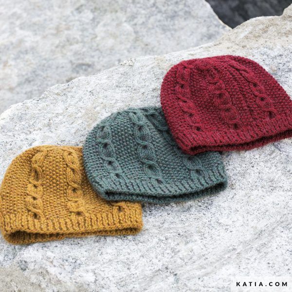 Woolly hats and scarves