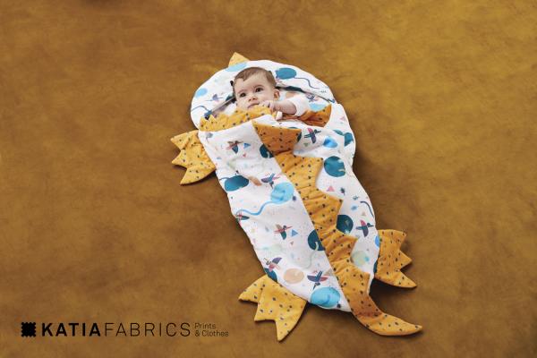 Dinosaur sack Pattern