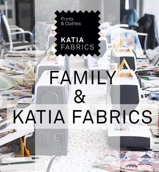family & katia fabrics