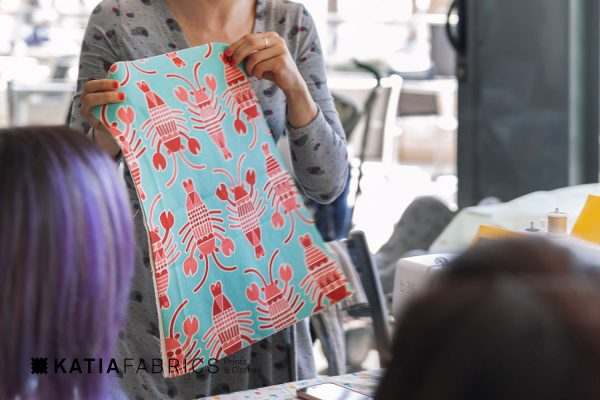 sewing workshop totebag