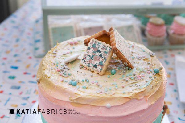 cake katia fabrics new ss19
