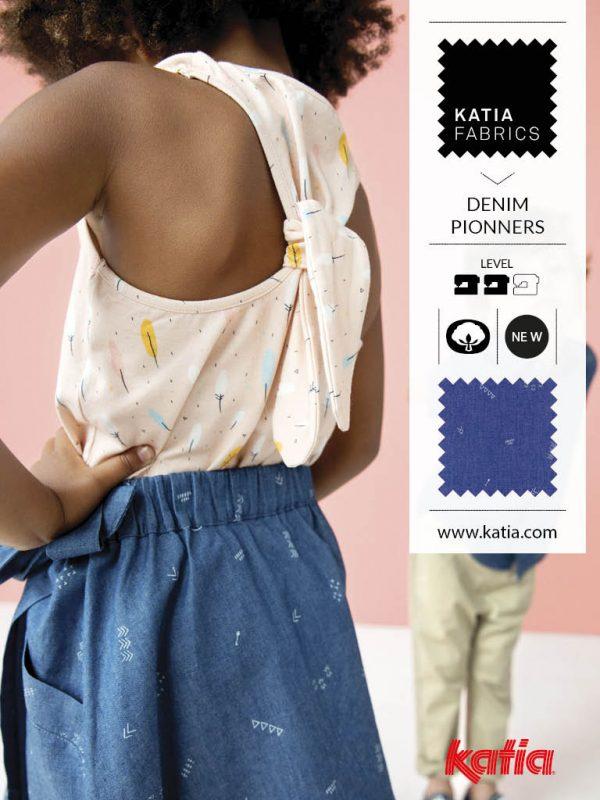denim skirt for girls