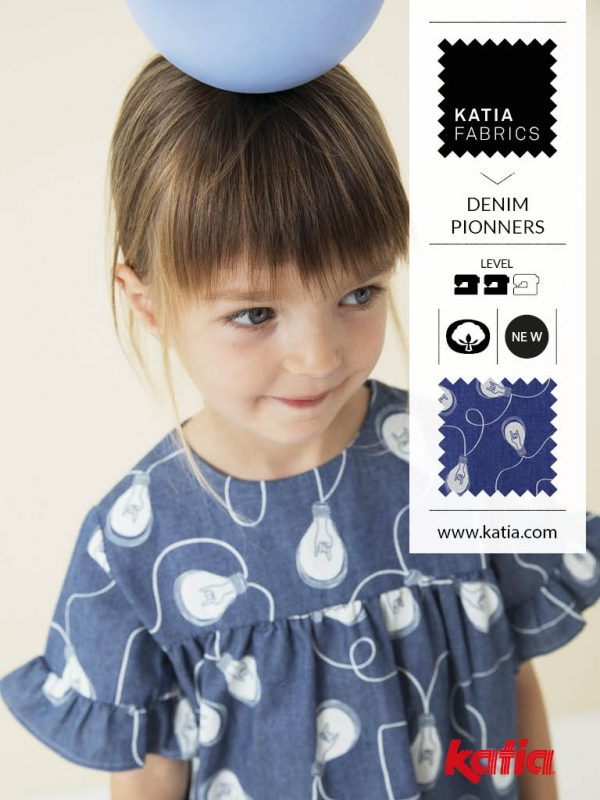 Know the 3 summer fabric trends for sewing kid's clothing.